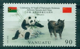 VANUATU N° 1408 N Xx Panda TB - Vanuatu (1980-...)