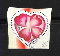 FRANCE 3538 Saint-Valentin Cœurs 2003 Du Couturier Torrente Issu Du Feuillet - France
