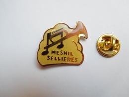 Beau Pin's , Ville De Mesnil Selliéres , Musique , Fanfare , Aube - Cities
