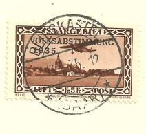 Saar MiNr. 198   (0650) - Oblitérés