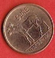 NORWAY  # 5 ØRE FRA 1968 - Norvège