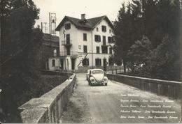 PONTE RIBELLASCA DOGANA SVIZZERA LINEA DOMODOSSOLA LOCARNO (296) - Italia