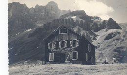 Chalet-Hôtel Du Col D'Anterne. Borgeat Propriétaire (Années 50) - Autres Communes