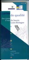 Carte Des Cours D'eau Du Bassin Loire Bretagne - Cartes Topographiques