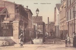 PARIS IMPASSE RONSIN - Arrondissement: 15