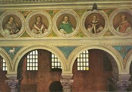 Ravenna (Emilia R.) Basilica Di Sant'Apollinare In Classe, Medaglioni Raffiguranti Gli Arcivescovi - Ravenna