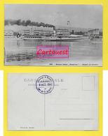 CPA  ֎ Bateau SALON Le MONTREUX Dèpart De GENEVE   ֎ 1907 - VD Vaud