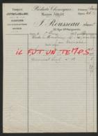 1888 / PARIS / Maison Arlot - Fabrique D'extrait D'eau De Javel - 37 , Rue Ste Marguerite - France