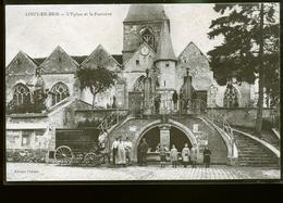 LOIZY EN BRIE MARCHAND AMBULANT                      JLM - France