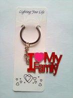 I Love My Family - Porte-clefs