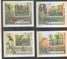 Sale! LUXE  Block     Dinosaurs PREHISTORIC - Preistorici
