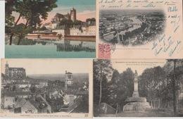 19 / 1 / 338  -  LOT  DE  500  CPA/CPSM  DU  DEPT.  89  À  26€ ,50  PLUS  PORT  ( 8€ ,80 Pour La France ) - Cartes Postales