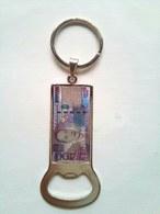 100 Pesos Metal - Porte-clefs