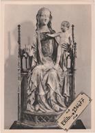 Sculptures - Cpa / La Vierge Et L'Enfant. - Sculture