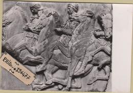 Sculptures - Cpa / Horsemen In The Panathenaic Procession. - Sculture