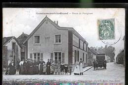 AUMENANCOURT                      JLM - France
