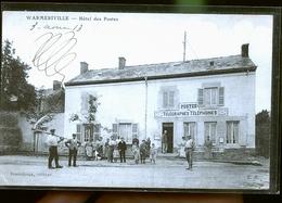 WARMERIVILLE LA POSTE                      JLM - France