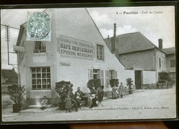 POUILLON LA CAFE                       JLM - France