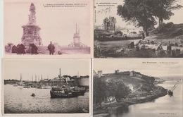 19 / 1 / 340  -  LOT  DE  500  CPA / CPSMDU  DEPT.  29  À  26€ 50  PLUS  PORT ( 8€,80 Pour  La France ) - Cartes Postales