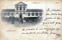France - 61 - Alençon - Précurseur - La Halle Aux Toiles - Alencon