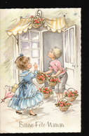 LOT246.....20 CPA ILLUSTRATIONS ENFANTS - Cartes Postales