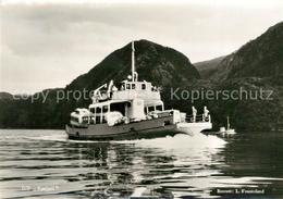 73308907 Motorboote B/F Rofjell Norwegen  Motorboote - Harry Dickson