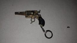 1   Porte Clefs  Pistolet A Amorce - Porte-clefs