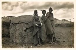 Publ. ZAGOURSKI 2e Série - L'Afrique Qui Disparait - Kénia - Parmi Les Massai - N° 169 - Kenya