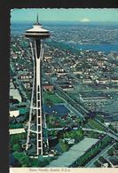 WA - Washington > Seattle SPACE NEEDLE VERS 1960 - Seattle