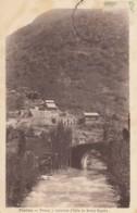 CPA - Pontau - Puente Y Lavadero ( Valle De Aran ) - Espagne