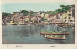 CPA - Soller - Puerto - Espagne