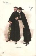 """Phil May. The Latest"" Humorous Tuck Oilette Phil May Seris PC # 1772 - Tuck, Raphael"