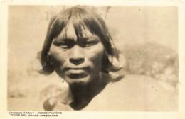 Argentina - Cacique Yaray - Indios Pilagas - Indios Del Chaco - Argentina
