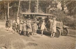 Uccle - L'Ermitage - Ecole Decroly - En Autocar - Uccle - Ukkel