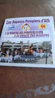 Ath - Cd Jean-Paul Saussez : Les Sapeurs Pompiers D'Ath - Musique & Instruments