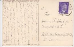 3699 AK- ST .VALENTIN -PASSAU- -WELS  EISENBAHNSTEMPEL - Amstetten