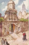 """""""J.Finnemore, Catius College. Cambridge"""" Tuck Oilette Cambridge Colleges Ser. PC # 2713 - Tuck, Raphael"""
