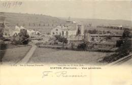 Virton - (Pierrard ) - Vue Généraler - Cyclone Du 17 Juin 1904 - Virton
