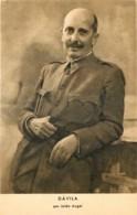 ESPAÑA GUERRA CIVIL - Espagne - Guerre Civile Espagnole - Les Généraux : Davila - Espagne