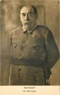 ESPAÑA GUERRA CIVIL - Espagne - Guerre Civile Espagnole - Les Généraux : Saliquet - Espagne
