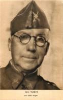 ESPAÑA GUERRA CIVIL - Espagne - Guerre Civile Espagnole - Les Généraux : Gil Yuste - Espagne