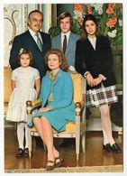 Monaco-SS.le Prince Souverain Et La Princesse Grace,Prince Albert,Princesse Caroline Et La Princesse Stéphanie De Monaco - Palacio Del Príncipe