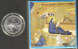 VATICANO 2000 2000 Lire Bimillenario Nascita Di Gesù - Vaticano