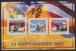 H91. Guinea - MNH - 2011 - Military - Militaria