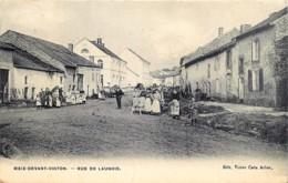Meix-Devant-Virton - Rue De Launois - Meix-devant-Virton