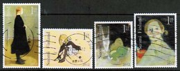2012 Finland, Schjerfbeck Painter, Complete Set Used. - Finnland