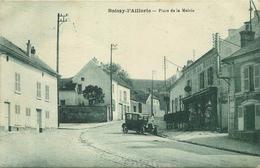 BOISSY L'AILLERIE - Place De La Mairie. - Boissy-l'Aillerie