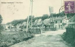 BOISSY L'AILLERIE - Côte D'azur, Passage à Niveau. - Boissy-l'Aillerie