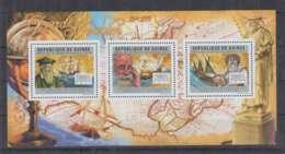 Z91. Guinee - MNH - 2012 - Famous People - Gerard Mercator - Célébrités