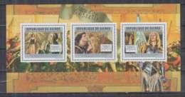 Z91. Guinee - MNH - 2012 - Famous People - Jeanne D''Arc 1412-1431 - Bl - Célébrités